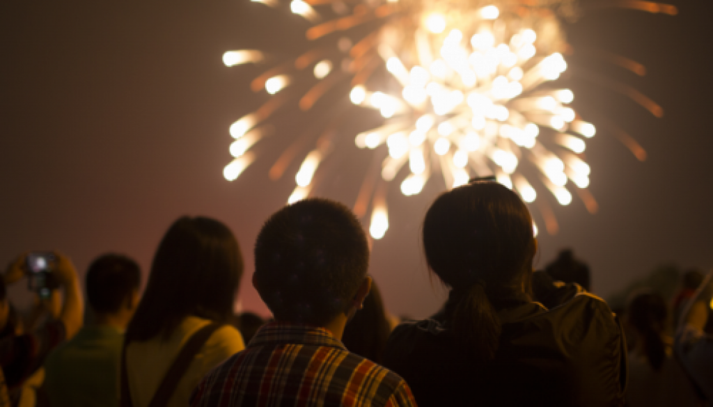Fireworks Display Insurance and/or Bonfire Insurance