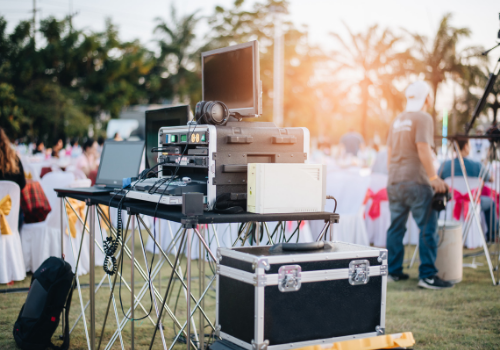 Event Equipment Insurance