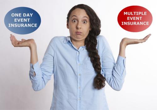 multiple event insurance